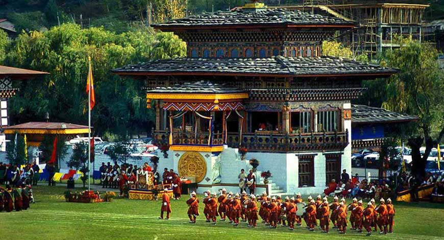 The Highlights of Bhutan Tour