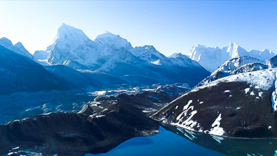 Gokyo Lake and Everest Base Camp