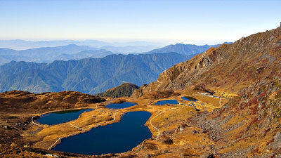 Jugal Himal and Panch Pokhari Trek