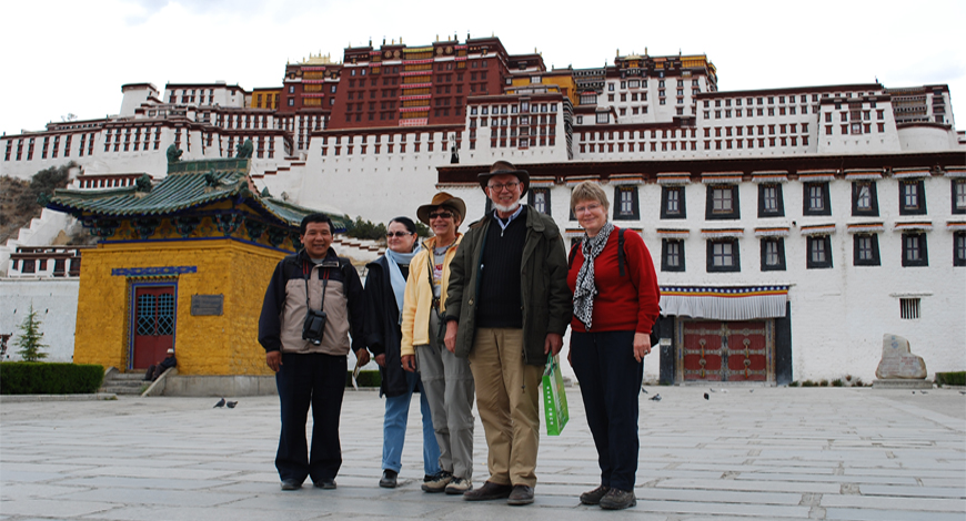 Tibet Tour - Fly In/Out